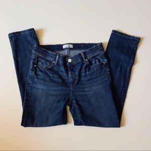 LOFT Ankle/Cropped Jeans Size 29 / 8